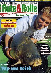 Rute & Rolle  Rute & Rolle Heft Juli 2000 (1 Heft)