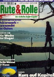 Rute & Rolle  Rute & Rolle Heft November 1999 (1 Heft)
