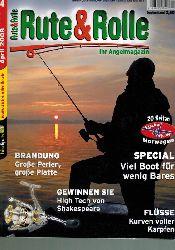 Rute & Rolle  Rute & Rolle Heft April 2008 (1 Heft)