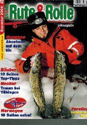 Rute & Rolle  Rute & Rolle Heft Januar 2006 (1 Heft)