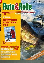 Rute & Rolle  Rute & Rolle Heft Januar 2004 (1 Heft)
