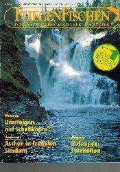 FliegenFischen  FliegenFischen 11.Jahrgang Heft Januar/Februar 1994