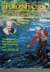 FliegenFischen  FliegenFischen 11.Jahrgang Heft März/April 1994