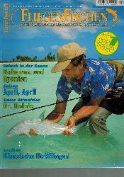 FliegenFischen  FliegenFischen 12.Jahrgang Heft März/April 1995
