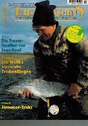 FliegenFischen  FliegenFischen 12.Jahrgang Heft September/Oktober 1995