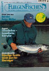 FliegenFischen  FliegenFischen 13.Jahrgang Heft März/April 1996