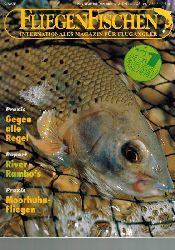 FliegenFischen  FliegenFischen 9.Jahrgang Heft November/Dezember 1992