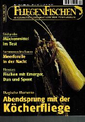 FliegenFischen  FliegenFischen Jahr 2000 Heft Juli/August