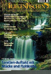 FliegenFischen  FliegenFischen Jahr 2003 Heft März/April