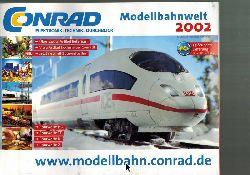 Conrad  Modellbahnwelt 2002