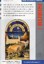 Ruhr-Universität Bochum  RUBIN 14.Jahrgang 2004