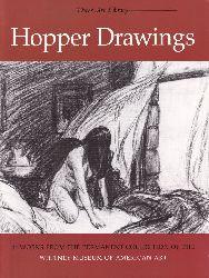 Hopper,Edward  Hopper Drawings