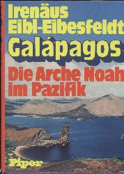 Eibl-Eibesfeldt,Irenäus  Galapagos