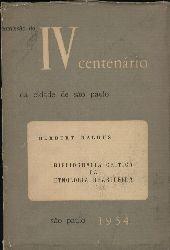 Baldus,Herbert  Bibliografia Critica de Etnologia Brasileira