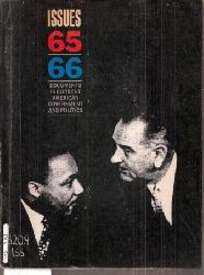 Wise,Sidney  Issues 65/66 Documents in Current American Government and Politics
