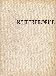 Mossdorf,Carl Friedrich  Reiterprofile
