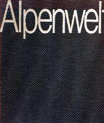 Engel,Fritz-Martin  Das große Buch der Alpenwelt