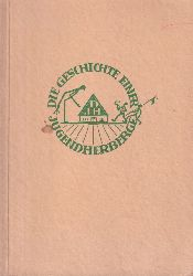 Wendling,Wilhelm  Die Geschichte einer Jugendherberge