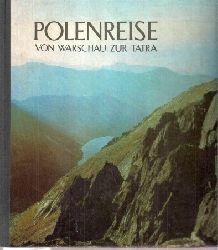 Budrewicz,Olgierd  Polenreise von Warschau zur Tatra