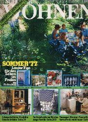 Schöner Wohnen  Schöner Wohnen Heft 5 Mai 1977