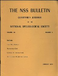The NSS Bulletin  Volume 36,Number 1 January 1974