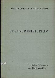 Landesregierung Schleswig-Holstein  Sozialministerium