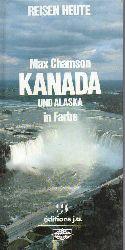 Chamson,Max  Kanada und Alaska in Farbe