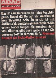 ADAC e.V.  ADAC Motorwelt 19.Jahrgang Heft Dezember 1966