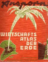 Ansporn-Verlag (Hsg.)  Ansporn-Wirtschafts-Atlas der Erde