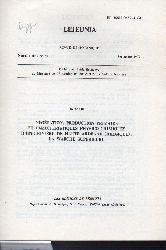 Fabri,R..  Vegetation, Production Primaire et Caracteristiques Physico-Chimiques