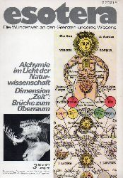 esotera  esotera 28.Jahrgang 1977, Heft 3 (1 Heft)
