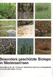 Niedersächsisches Landesverwatlungsamt  Besonders geschützte Biotope in Niedersachsen