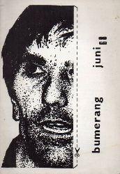 Der Bumerang  bumerang juni 68