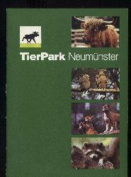 Neumünster-Zoo  Tierpark Neumünster (Yak,Waschbär)