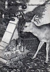 Nordwestdeutsche Imkerzeitung  Nordwestdeutsche Imkerzeitung 19.Jahrgang 1967 Heft 12 (1 Heft)