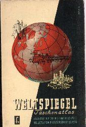 Weltspiegel Taschenatlas  Weltspiegel Taschenatlas