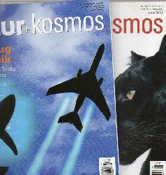 natur + kosmos  natur + kosmos Januar 2005 bis Dezember 2005 (12 Hefte)