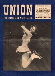 Union Pressedienst (UPD)  Union Pressedienst (UPD) 19.Jahrgang 1969 Heft 3 (1 Heft)
