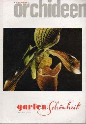 Wiedeweg,Frida und H.-Werner Wiedeweg  Orchideen