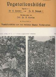 Karsten,G.Prof.Dr.  Vegetationsbilder aus den östlichen Staaten Nordamerikas