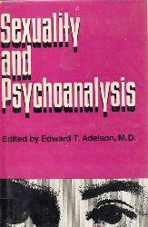 Adelson,Edward T.  Sexuality and Psychoanalysis