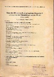 Munk,H.  Über den Mineralstoffbedarf und die Mineralstoffversorgung der