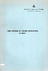 Intitut for Research and Planning in Science  The System of Higher Education in Iran