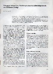Aulen,Gustaf  Vitryggiga Hackspettens Dendrocopos leucotos utbredningshistoria och