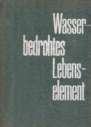 Walther,Karl August (Hsg.)  Wasser - bedrohtes Lebenselement