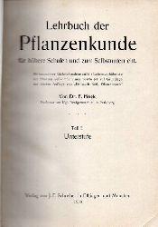 Höck,F.  Lehrbuch der Pflanzenkunde Teil 1: Unterstufe