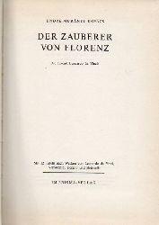 Muranyi-Kovacs,Endre  Der Zauberer von Florenz