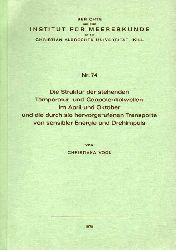 Berichte a.d.Inst.f.Meeskunde Kiel Nr.74  Vogl,Christiana:Die Struktur der stehenden Temperatur-und Geopotential