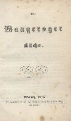 Anonym (Bernhardine Westing)  Die Wangeroger Küche