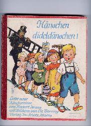 Kranz,Herbert -   Doering, Lia    Hänschen Dideldänschen